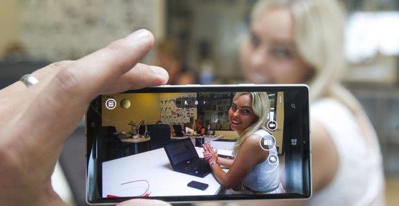 """""""Nokia"""" žada, kad jau netrukus pradės gaminti naujos kartos technologijas"""