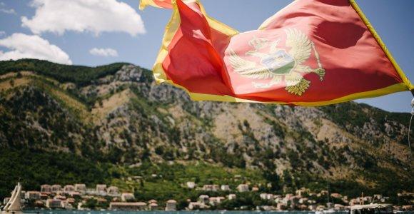Juodkalnijoje atidėtas įtariamų prorusiškų perversmo organizatorių teismas