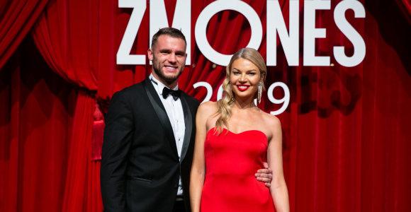 Solveiga Mykolaitytė pristatė mylimąjį: širdį užkariavo kikbokso čempionas Mantas Rimdeika