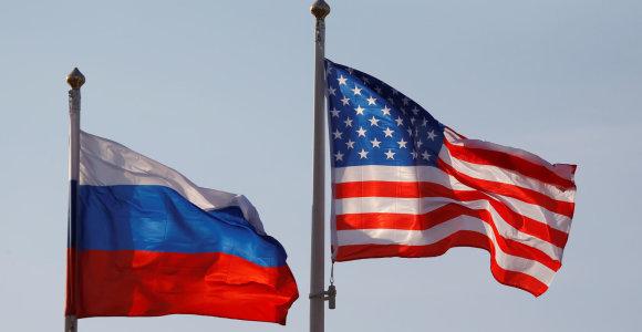 Rusijos diplomatas ragina JAV pratęsti START branduolinę sutartį
