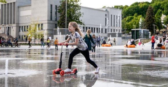 Įžanga į kitokią vasarą: Kaunas pratęsė neformalųjį ugdymą visam birželiui