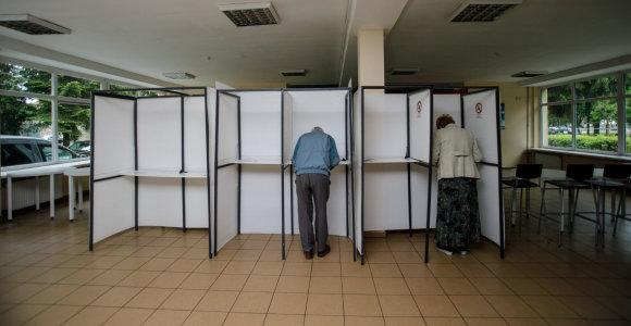 Baigiasi terminas registruotis dalyvauti Seimo rinkimuose Žirmūnų apygardoje