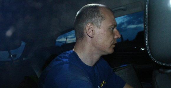 """Panevėžio rajone keletą kartų vertėsi girto vairuotojo nesuvaldytas """"Renault"""""""