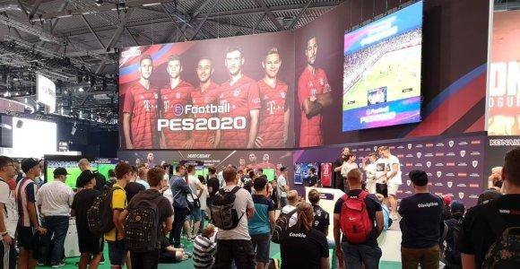 Lietuvos futbolas žengia į e.sporto erdvę