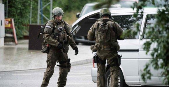 Vienas iš su kraštutiniais dešiniaisiais susijusių sulaikytųjų Vokietijoje – policininkas