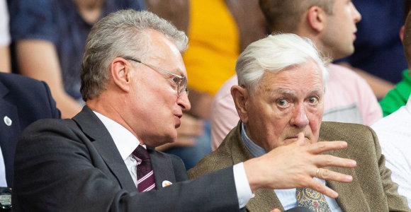 Prezidentų sveikata: visuomenei atsivėrė vienintelis V.Adamkus, o kaip elgsis G.Nausėda?