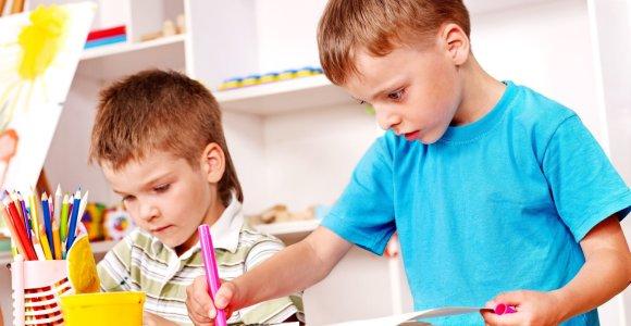 Situacija – vaikas pradeda lankyti darželį: kas rodo, kad jis tam jau pasirengęs?
