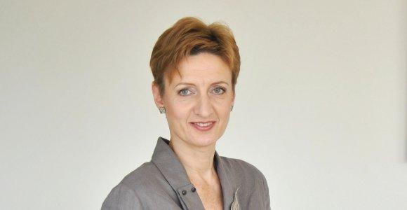 LRT tarybos pirmininko pavaduotoja išrinkta G.Švedienė