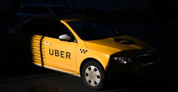 """""""Uber"""" perka maisto produktų pristatymo bendrovę """"Cornershop"""""""