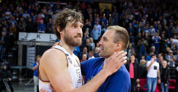 """FIBA Čempionų lyga: """"Lietkabelis"""" ir """"Neptūnas"""" sužinojo savo varžovus"""