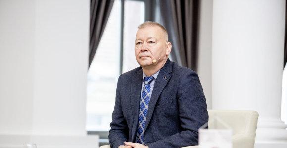 Buvęs Alytaus meras ir generalinis komisaras V.Grigaravičius patarinės policijai