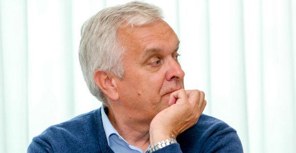 """Filosofas A.Jokubaitis: """"Panaikinčiau Europos Parlamentą, nes tai pasityčiojimas iš demokratijos"""""""