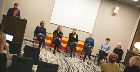 Konferencija apie lyčių lygybę kino industrijoje: kaip kalbėti apie kaltinamus #MeToo?