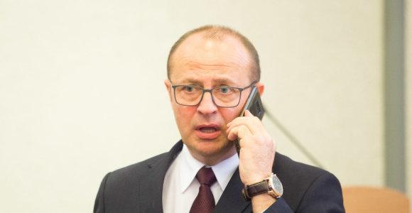 Druskininkų meras R.Malinauskas antrame prezidento rinkimų ture palaikys G.Nausėdą, nors jis to neprašė