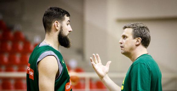 Suskaičiuota: kiek rinktinės neteks lyderių dėl FIBA ir Eurolygos karo
