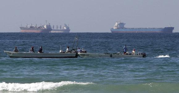 Aštuonios ES šalys pritarė Hormūzo sąsiauryje patruliuosiančioms pajėgoms