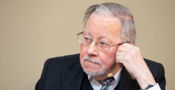 Vytautas Landsbergis: Kalniškės rytas