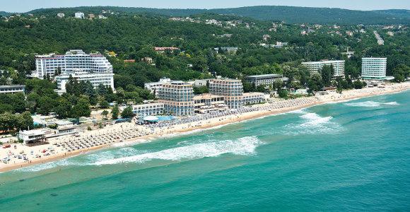 Naujoji turizmo žvaigždė Bulgarija siekia pakartoti Turkijos sėkmės istoriją