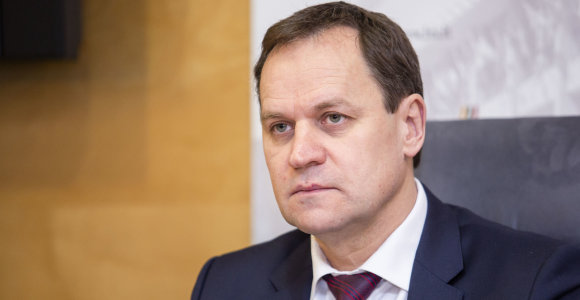 Skambiausios V.Tomaševskio citatos: ką sakė apie Pergalės dieną, V.Landsbergį ir partijos vertybes?