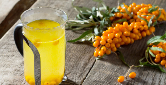 Ką ruošti iš pikantiškų, vitaminų gausa apdovanojančių šaltalankių?