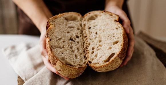 Kepame raugo duoną namuose: išsamus gidas žingsnis po žingsnio