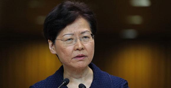 Honkongo viršūnių sutriuškinimas per vietos rinkimus siunčia griežtą žinią Pekinui