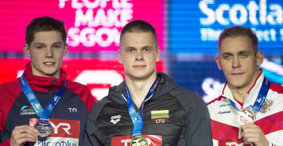 """Dano Rapšio pasirodymas Europos čempionate – baigtas: """"Kūnas davė signalą"""""""