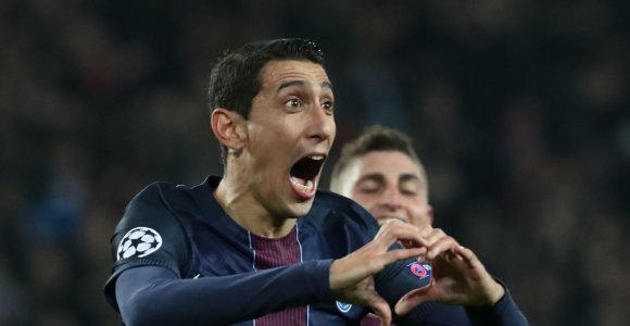 Nerimas Prancūzijoje: po nutraukto sezono depresija susirgo PSG žvaigždė
