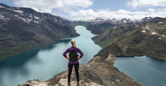 Lietuvio gidas, kaip pažinti Norvegiją: kurie žygiai žada įspūdingiausius vaizdus?