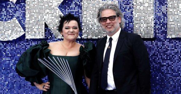 """D.Ibelhauptaitė su vyru D.Fletcheriu įkūrė kino kompaniją: """"Esame pačiame kino industrijos epicentre"""""""