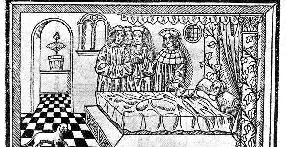 Raupai ir kitos bėdos: kuo sirgo ir kaip gydėsi Lietuvos Didžiosios Kunigaikštystės gyventojai?