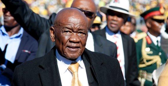 Lesoto premjeras bus apkaltintas buvusios žmonos nužudymu