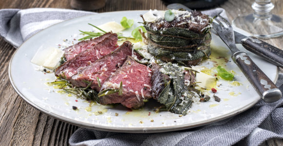 Itališka virtuvė – ne tik picos, bet ir tobuli mėsos kepsniai: patarimai ir 2 receptai