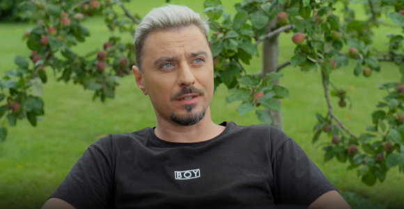 """Tomui Rinkūnui žudiką vaidinti smagiau nei gražuolį meilužį: """"Verdi narkotikus, bėgi ir slapstaisi"""""""