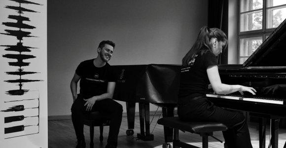"""""""Kaunas Piano Fest"""" – nemokamų koncertų dozė fortepijono skambesio gerbėjams"""