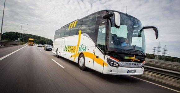 """Autobuso vairuotojo elgesys šokiravo moterį: """"Išlipkite, išpurvinsite vidų"""""""