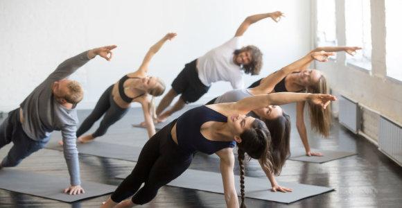 Pilateso instruktorė: išgyventi skyrybas padeda dėmesio sutelkimas mankštinantis