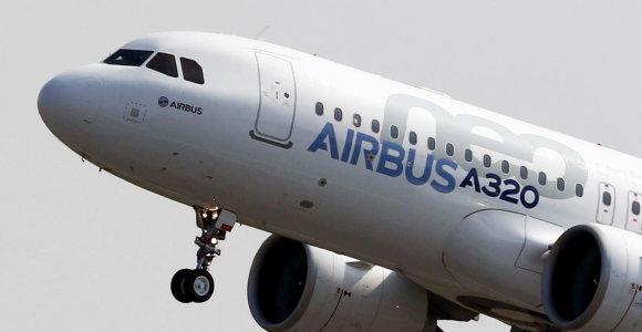 """""""Airbus"""" pranešė gavusi 5 mlrd. JAV dolerių vertės užsakymą iš Malaizijos """"AirAsia X"""""""