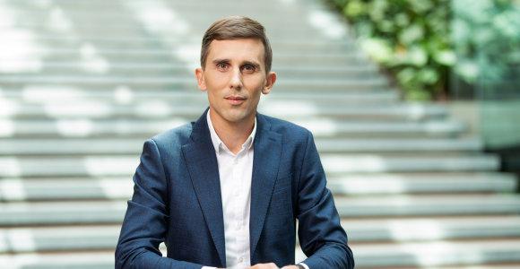 Tadas Povilauskas: Po stipraus trečio ketvirčio ekonomikos kryptis vėl trumpam keisis