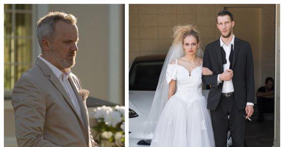 "Lietuviško filmo ""Vestuvės"" kūrėjai nutarė būti originalūs: ""Nebuvo net minties pirkti scenarijaus"""