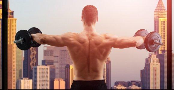 Populiariausi mitai apie raumenų skausmą po sporto: ar tikrai kalta pieno rūgštis?