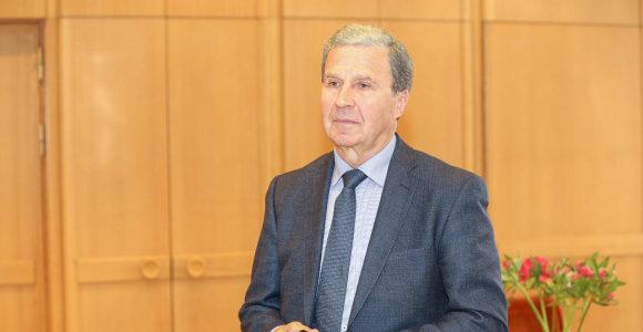 V.Sinkevičius apie LRT veiklos tyrimą: vėl gali būti kreipiamasi į Konstitucinį Teismą