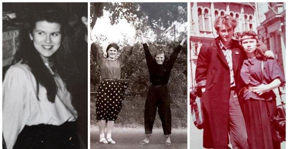 """Baltijos kelias žinomų žmonių atminty: apie močiutės kardelius, susitikimą Taline, """"selfius"""" ir kortas"""