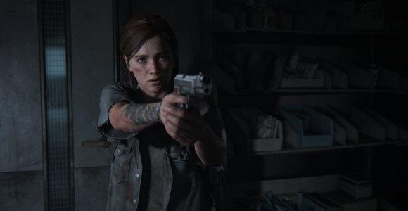 """Karšta naujiena: išankstiniai įspūdžiai žaidžiant žaidimą """"The Last of Us Part II"""""""