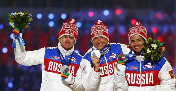 Paskutinis rusų šansas: teismas nagrinės diskvalifikuotų sportininkų skundus