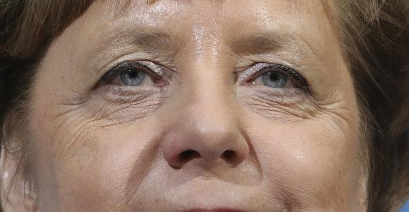 A.Merkel prieš svarbų balsavimą dėl koalicinės sutarties ėmėsi žingsnių nuraminti bruzdančius konservatorius