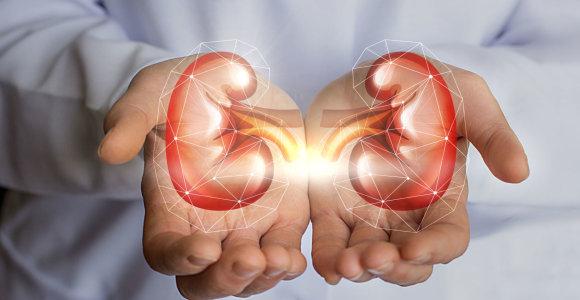 Gydytoja nefrologė: 5 patarimai, kaip išsaugoti sveikus inkstus