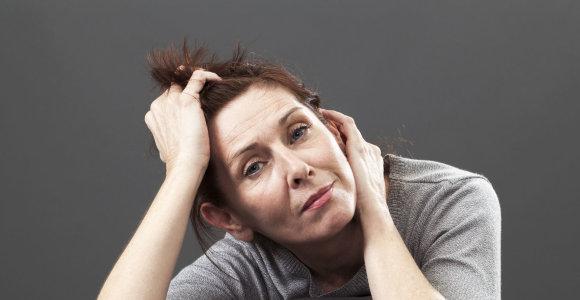 Kodėl moterims sunkiau susitaikyti su tikruoju savo amžiumi nei vyrams?