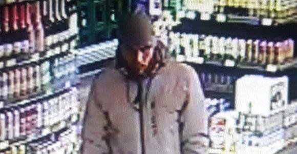 Molainiuose pavogtas plonas čiužinys: policija ėmėsi ieškoti šio vyro