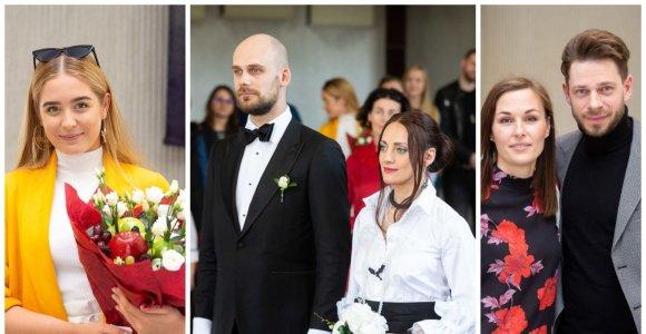 """Po metų pažinties susituokę grupės """"Žalvarinis"""" nariai Sigita ir Domas: """"Vestuvės – pačiu laiku"""""""